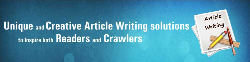 Article Writing company in Coimbatore