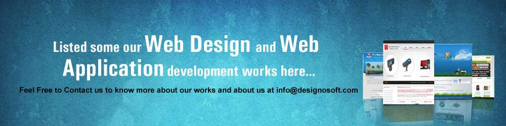 Custom Website Design services in Coimbatore