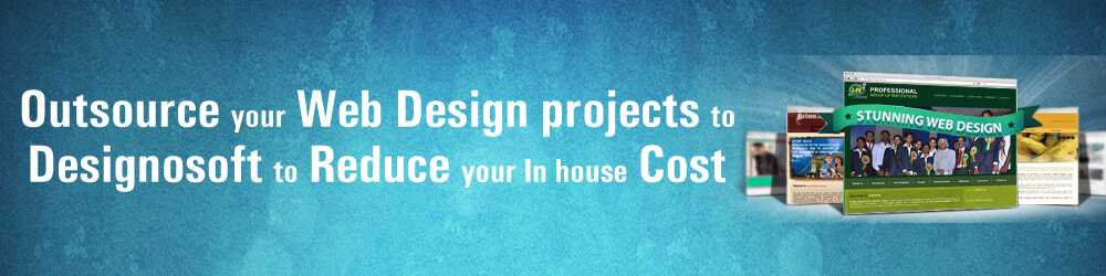 Outsource Web Designing Project To Us