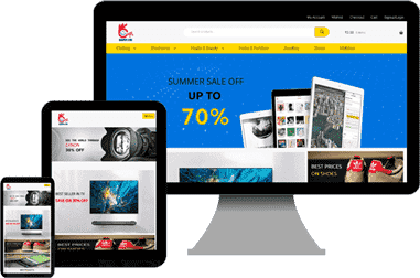 ecommerce web development company in Coimbatore